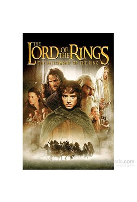 Lord Of The Rings Fellowship Of The Ring (Yüzüklerin Efendisi: Yüzük Kardeşliği) (DVD)