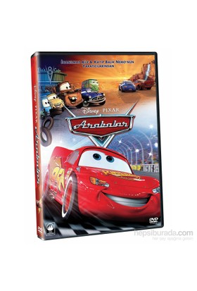 Cars (Arabalar) (DVD)