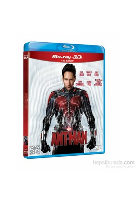 Ant-Man (Ant-Man) (3D Blu-Ray Disc + 2D Blu-Ray Disc)