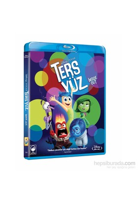 Inside Out (Ters Yüz) (Blu-Ray Disc)