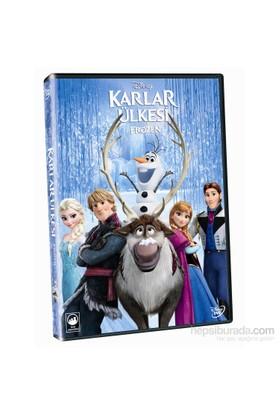 Frozen (Karlar Ülkesi) (DVD)
