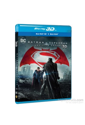Batman Vs Süperman: Dawn Of Justice (Batman V Süperman: Adaletin Şafağı) (3D Blu-Ray Disc)