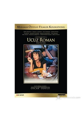 Pulp Fiction (Ucuz Roman) (DVD)