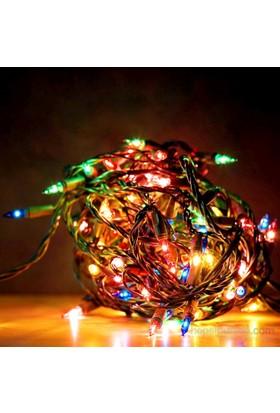 Artte 2 Metre Yılbaşı Ağacı Işığı Karışık Renki