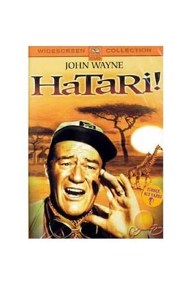 Hatari (Vahşi Avcı) ( DVD )