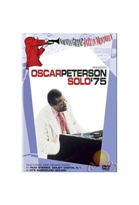 Jazz In Montreux 75 (Oscar Peterson Solo) ( DVD )