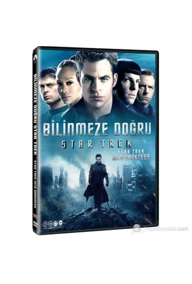 Star Trek Into The Darkness (Star Trek Bilinmeze Doğru) (DVD)