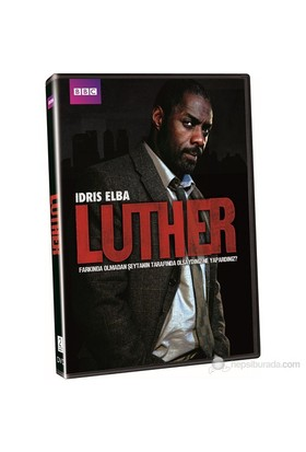 Luther Season 1 (Luther Sezon 1) (DVD)