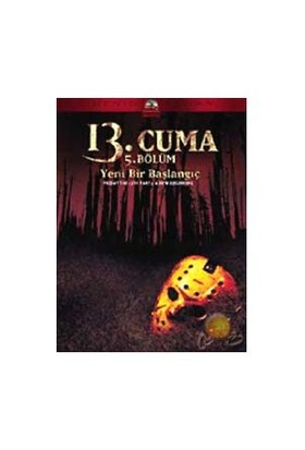 Frıday The 13th 5 (13. Cuma 5) ( DVD )