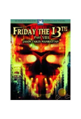 Frıday The 13th 8 (13. Cuma 8) ( DVD )