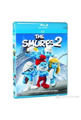 The Smurfs 2 (Şirinler 2) (Blu-Ray Disc)