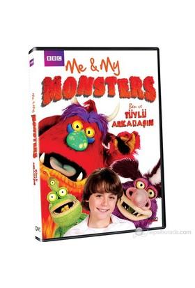 Me & My Monsters Season 1 (Ben ve Tüylü Arkadaşım Sezon 1) (DVD) (2 Disk)