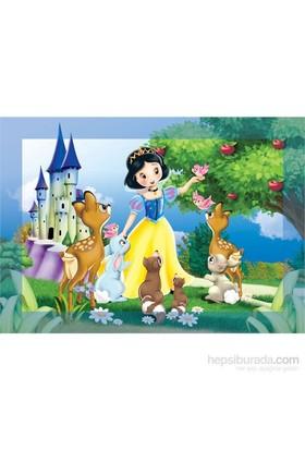 Keskin Color 100 Parça Kutulu Pamuk Prenses Puzzle