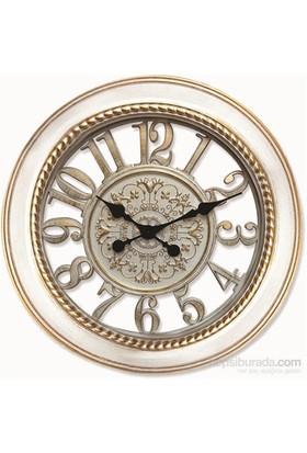 Time Gold Villa Duvar Saati
