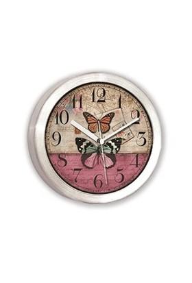 Time Gold Alüminyum Mıknatıslı Buzdolabı Saati-11cm TG191K12