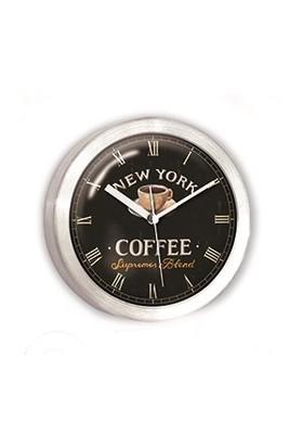 Time Gold Alüminyum Mıknatıslı Buzdolabı Saati-11cm TG191K15
