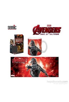 Avengers: Age Of Ultron Mug Ultron Kupa Bardak