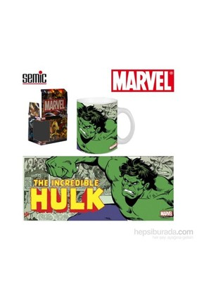 Marvel Retro Series: Hulk Ceramic Mug Kupa Bardak