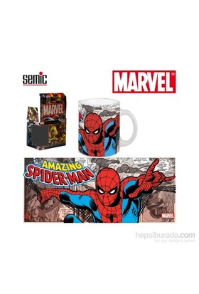 Marvel Retro Series: Spider-Man Mug Kupa Bardak