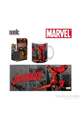 Marvel Retro Series: Daredevil Ceramic Mug Kupa Bardak