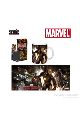 Marvel: Iron Man House Party Mug Kupa Bardak