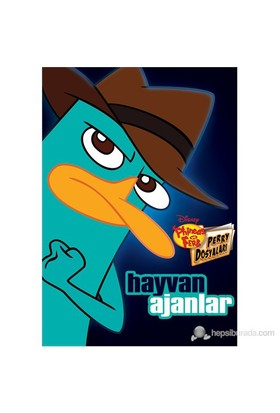 Phineas & Ferb: Perry Files Animal Agents (Phineas & Ferb: Perry Dosyaları Hayvan Ajanlar) (DVD)