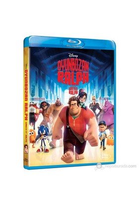 Wreck It Ralph (Oyunbozan Ralph) (Blu-Ray Disc)