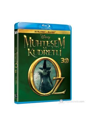 Oz The Great and Powerful (Muhteşem ve Kudretli Oz) (3D Blu-Ray Disc) (2 Disk)
