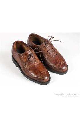 I Love Home Ayakkabı 2 Li Kahverengi