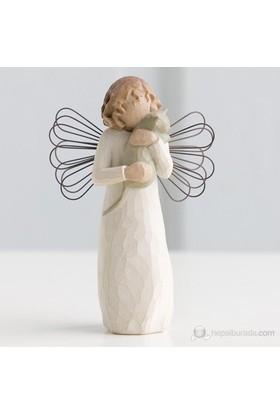 Willow Tree With Affection Angel (Bağlılık Meleği) Biblo
