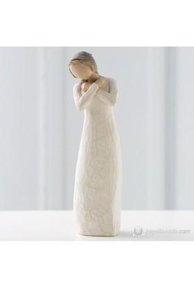 Willow Tree Healing Grace (İyilik Zerafeti) Biblo