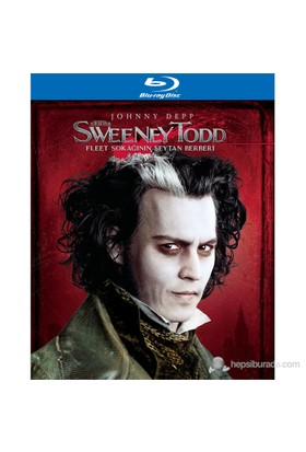 Sweeney Todd: The Demon Barber Of Fleet Street (Sweeney Todd: Fleet Sokağı'nın Şeytan Berberi) (Blu-Ray Disc)