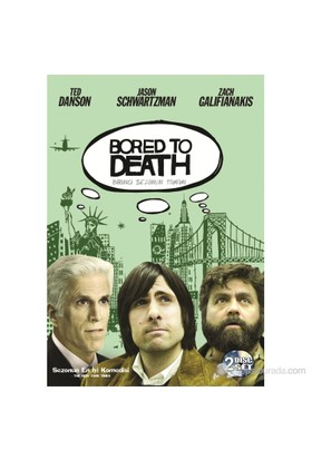 Bored To Death Season 1 (Bored To Death Sezon 1) (2 Disc)