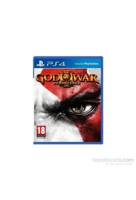 God of War 3: Remastered PS4