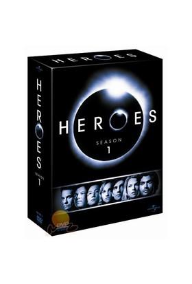Heroes Season 1 (Kahramanlar Sezon 1) (7 Disc)
