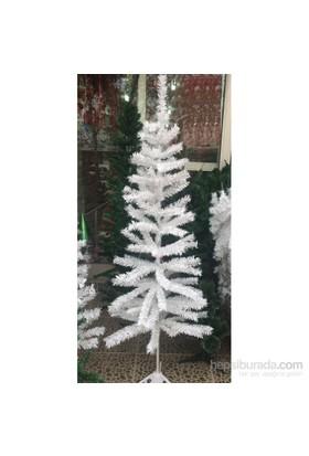 Act 120 Cm Beyaz Yılbaşı Ağacı