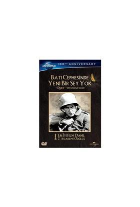All Quiet on the Western Front (Batı Cephesinde Yeni Bir Şey Yok) (DVD)