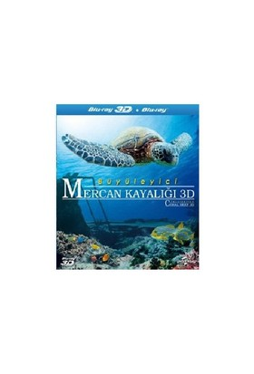 Büyüleyici Mercan Kayalığı 3D (Blu-Ray Disc)