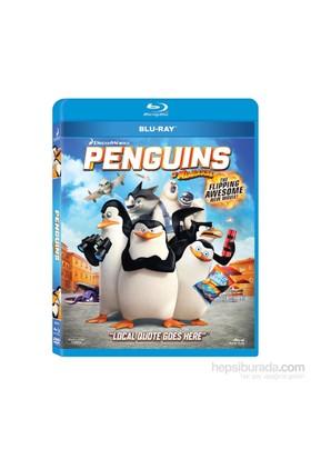 Penguins Of Madagascar (Madagaskar Penguenleri) (3D+2D Blu-Ray Disc)