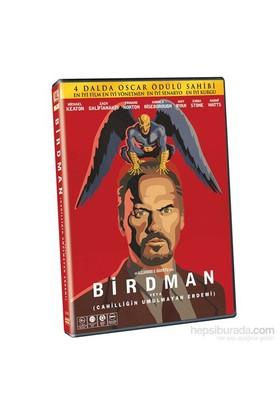 Birdman (Birdman Veya Cahilliğin Umulmayan Erdemi) (DVD)