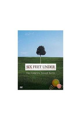 Sıx Feet Under Season 2 (Sıx Feet Under Sezon 2) (5 Disk! Özel Kutu) ( DVD )