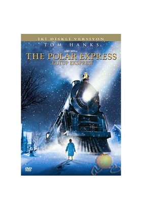 Polar Express (Kutup Ekspresi) (Double) ( DVD )