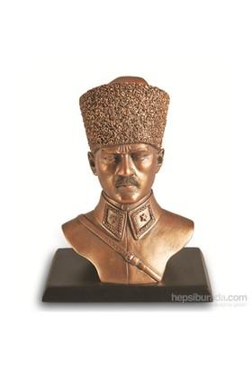Asker Atatürk Büstü