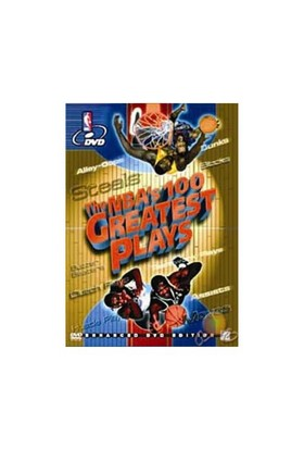Nba's 100 Greatest Plays (Nba En İyi 100 Oyunu) ( DVD )