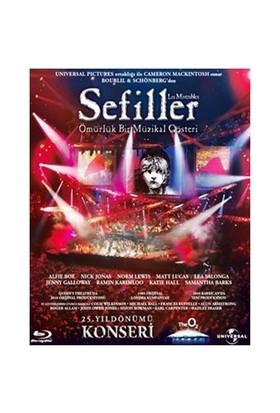 Les Miserables (Sefiller) - Ömürlük Bir Müzikal Gösteri (25. Yıldönümü Konseri) (Blu-Ray Disc)
