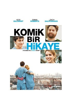 It's Kind Of a Funny Story (Komik Bir Hikaye) (Blu-Ray Disc)