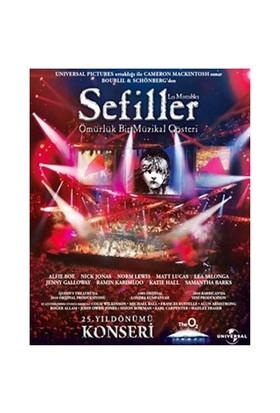 Les Miserables (Sefiller) - Ömürlük Bir Müzikal Gösteri (25. Yıldönümü Konseri) (DVD Disc)