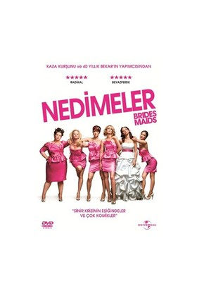 Bridemaids (Nedimeler) (Blu-Ray Disc)