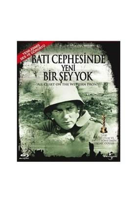 All Quiet On The Western Front (Batı Cephesinde Yeni Bir Şey Yok) (Blu-Ray Disc)
