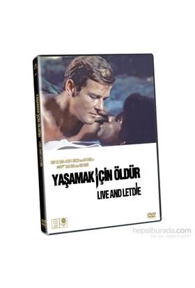 007 James Bond - Live And Let Die - Yaşamak İçin Öldür (SERİ 8 ) (Blu -Ray Disc)